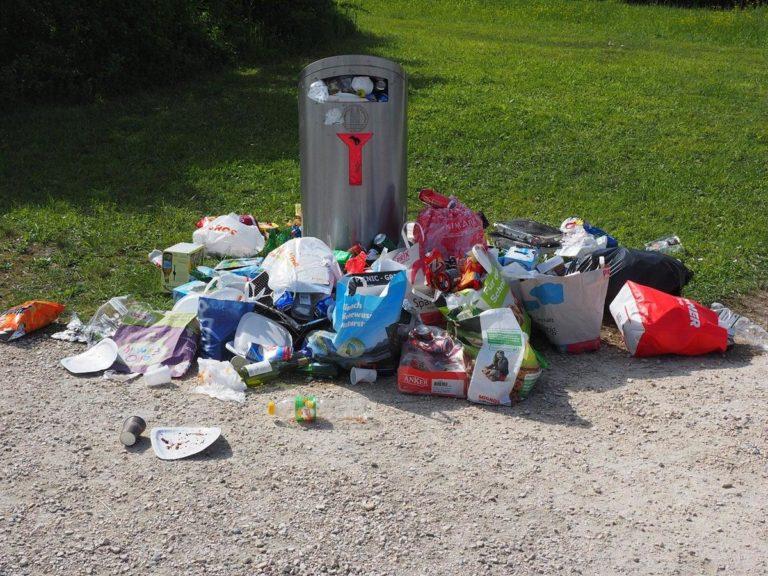 Kosze na śmieci o różnym przeznaczeniu