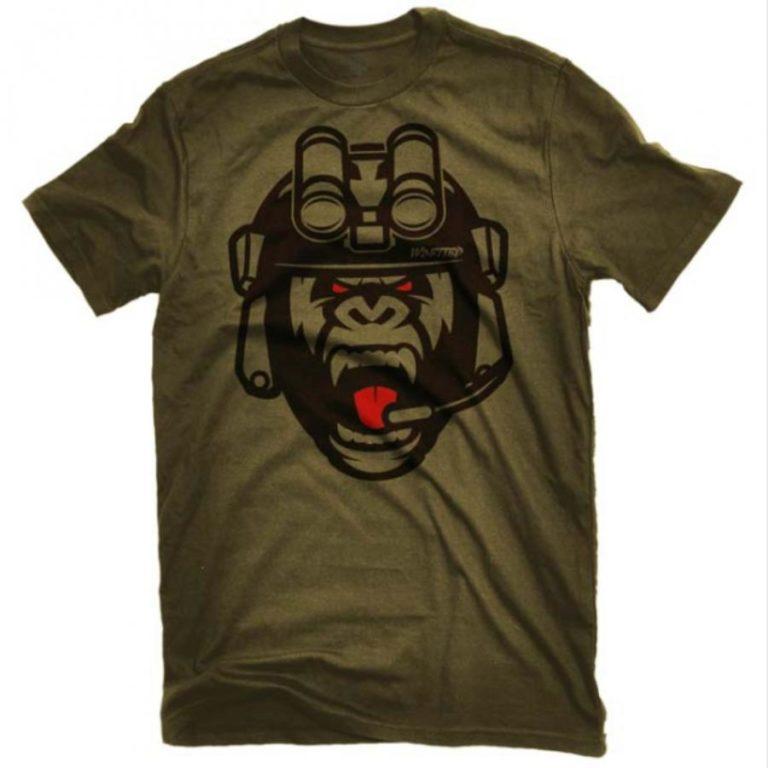 Interesujące koszulki z logo legendarnego dywizjonu